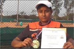 vansh in indian tennis team