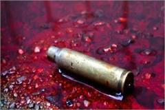 person injured due to gunshot