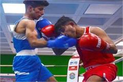 north zone boxing competition