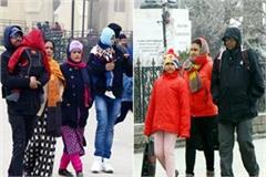 weather patterns will deteriorate again from this day in himachal