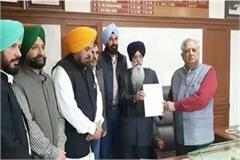 akali leaders meet speaker rana kp demand for extension budget session