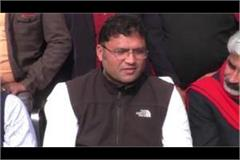 ashok tanwar in planning to establish a new party