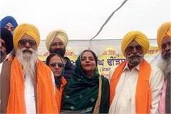 former ministers jagdish garcha and bhai man singh garcha join akali dal taksali