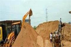 634 crore illegal mining estimate for the first time in punjab