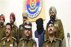 national chairman of shivsena hindustan arrested