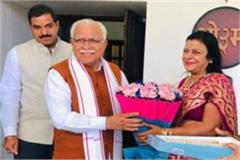sushma gupta takes over as vice chairperson of haryana