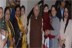 prabhat pheri of sri ram navami utsav committee