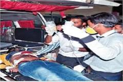 masked youth shot dead cash bags of electricity corporation in broad daylight