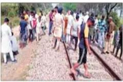 dead bodies of 2 friends found on railway track family are worried about murder