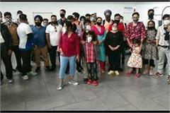 300 indians has to stay in guru ghar in dubai and malaysia