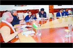 steering committee set up to build international horticulture market in ganaur