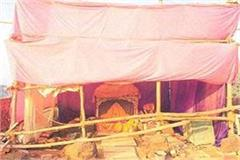alternate sanctum will be ready by march 18 shifting of  ramlala  on 25th