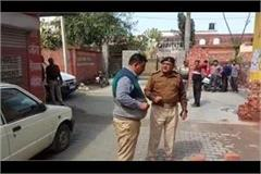worker shot dead in yamunanagar