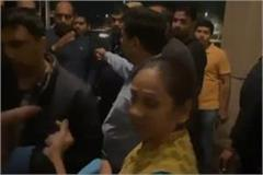 mlas accused of taking hostage in a hotel in gurugram