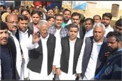 leader of opposition ahmed hasan met azam  jungle raj in jail
