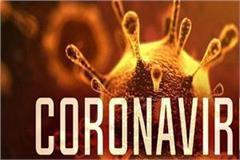 another patient positive of coronavirus in district jalandhar