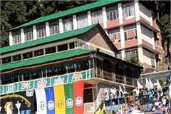 corona virus 2 months leave at tibetan children s school in dharamshala