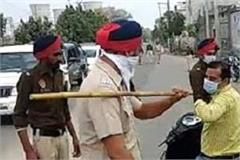 punjab chandigarh admins receive curfew pass requests for taking dog for walk