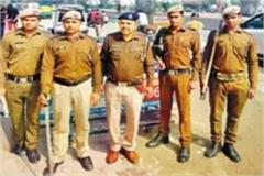 police alert on events in delhi tough action will be taken against