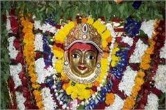 navratri lock kept hanging in temples people