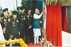 amit shah inaugurates new campus of nsg atmosphere of happiness in manesar