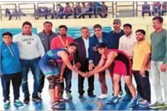 ravita chose wrestling after seeing the girl next door now district kesari