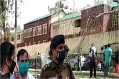 10 cases registered for violation of curfew