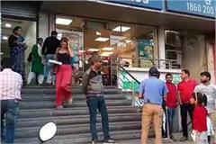 tourist in trouble due to corona virus panic watch video