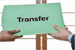 amid political upheaval mp ias officers transfer kamal nath govt continues