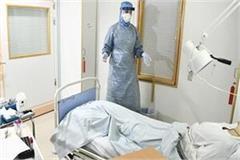 good news 3 people kept healthy in isolation in noida