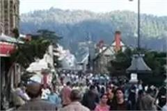 breaking market will be closed for two days in shimla