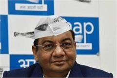 aam aadmi party will contest civic elections in haryana on its symbol