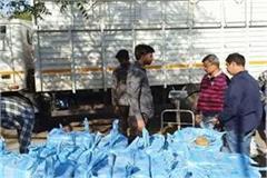 mp police s succ mini truck 700 kg cannabis rs 35 lakh seized 3 accus arrest