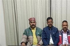 development work of panchayats halted pradhans meeting