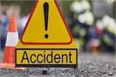 jwali road accident scooter rider death