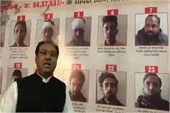 these are pictures of miscreants no one will be spared mohsin raza