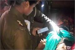women s day woman committed suicide by strangling innocent girl