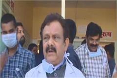 crash due find body newborn toilet gwalior distt hospital police investigation