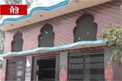thieves targeted temple