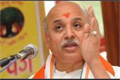 delhi violence praveen togadia accuses central government of inaction