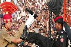 retreat ceremony will not be held on pakistan border due to coronavirus