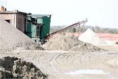 crushers association on strike against new mining policy