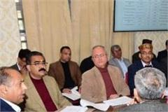 chief minister gave this instruction to officials regarding projects
