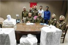 barnala police again recovered 2 lakh 50 thousand drug pills