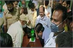 lockdown doctors strike on police misbehavior