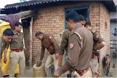 gorakhpur 48 people arrested with huge amount of illegal liquor