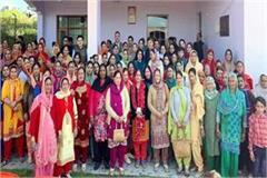 international women day in sujanpur