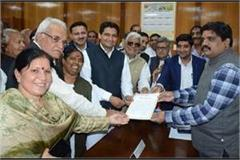 deepender hooda elected as rajya sabha mp ro gives certificate