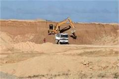 major action by police against sand mining 9 arrested in 6 districts