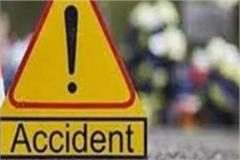 palampur road accident woman death